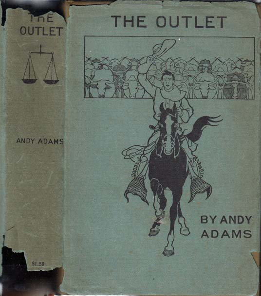 The Outlet. Andy ADAMS.