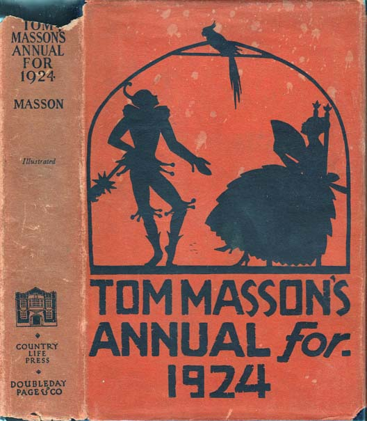Tom Masson's Annual for 1924. Thomas L. MASSON, Gelett BURGESS.