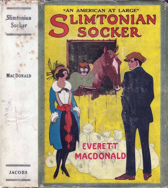 Slimtonian Socker. Everett MACDONALD