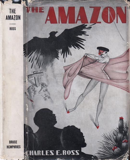 The Amazon. Charles E. ROSS