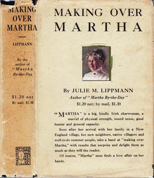 Making Over Martha. Julie M. LIPPMANN