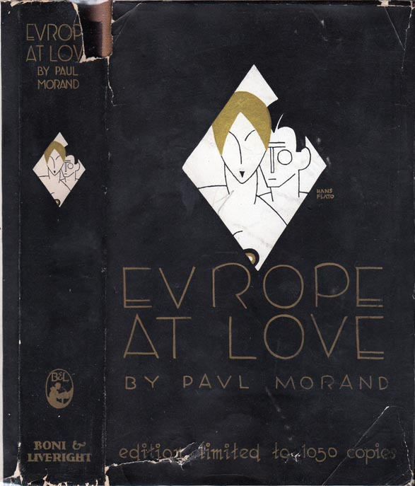 Europe at Love. Paul MORAND