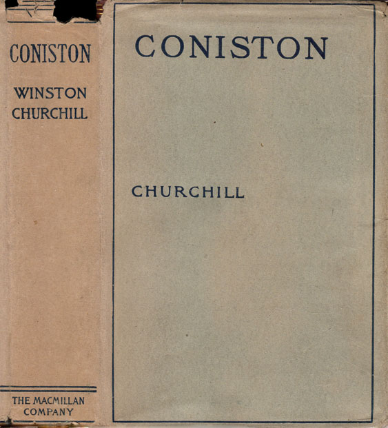 Coniston. Winston CHURCHILL