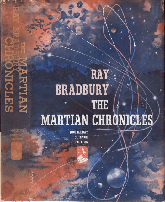 an examination of ray bradburys martian chronicles Buy a cheap copy of the martian chronicles book by ray bradbury leaving behind a world on the brink of destruction, man came to the red planet and found the martians waiting, dreamlike.