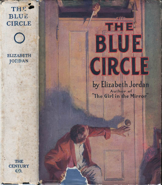 The Blue Circle. Elizabeth JORDAN