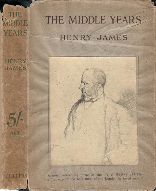 The Middle Years. Henry JAMES.