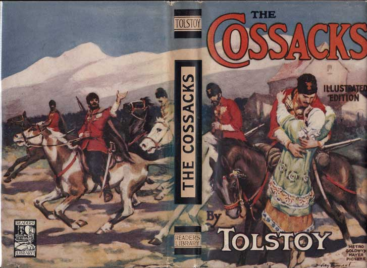 The Cossacks. Count Lyof N. TOLSTOY.