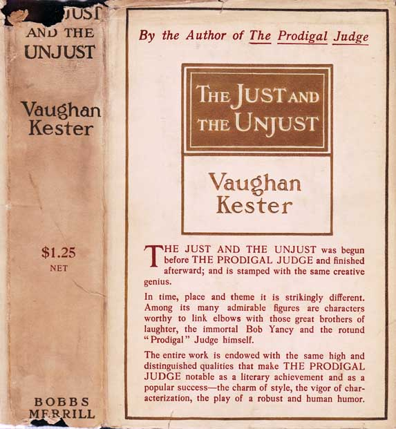 The Just and the Unjust. Vaughan KESTER.