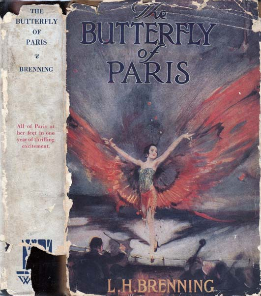 The Butterfly of Paris. L. H. BRENNING