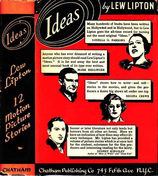 Ideas. Lew LIPTON.