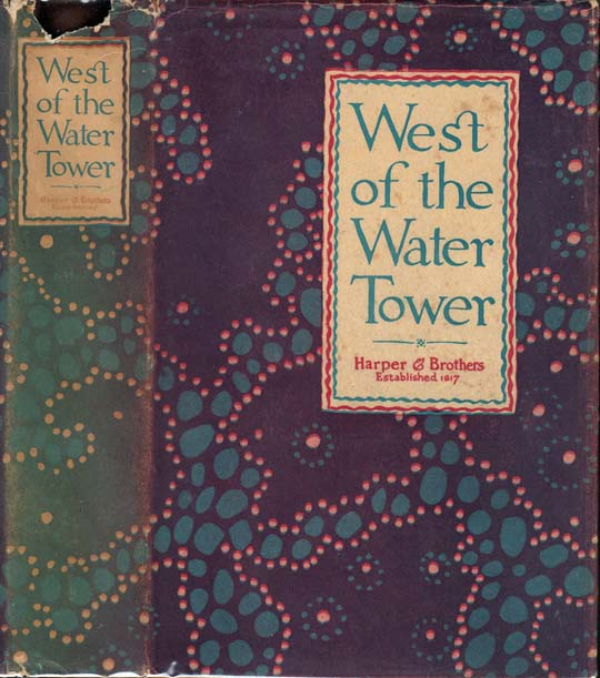 West of The Water Tower. Homer CROY