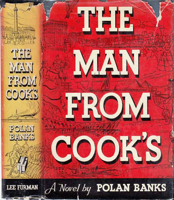 The Man From Cook's. Polan BANKS