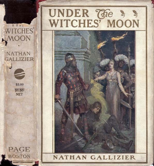Under the Witches' Moon. Nathan GALLIZIER.