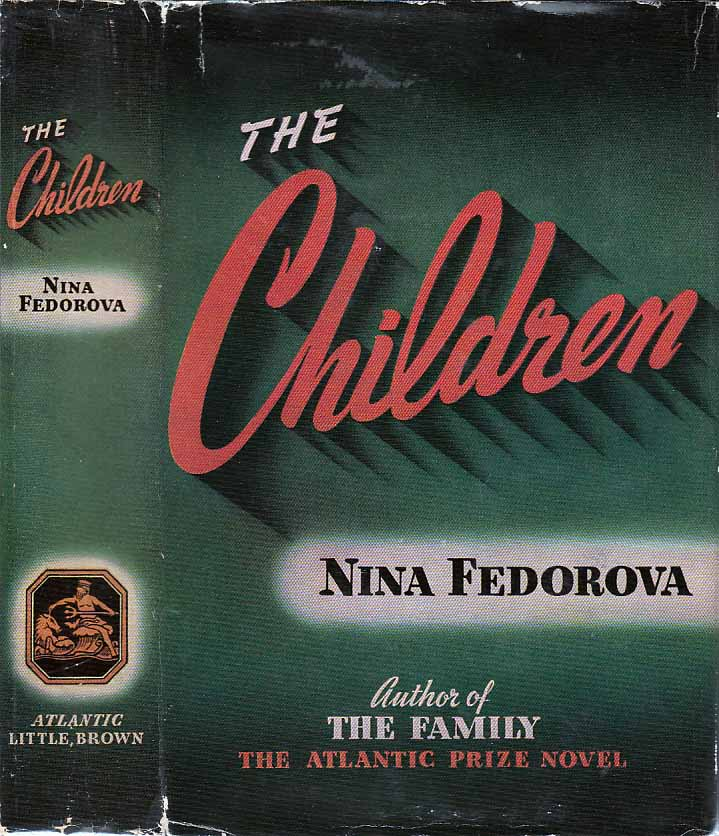The Children. Nina FEDOROVA