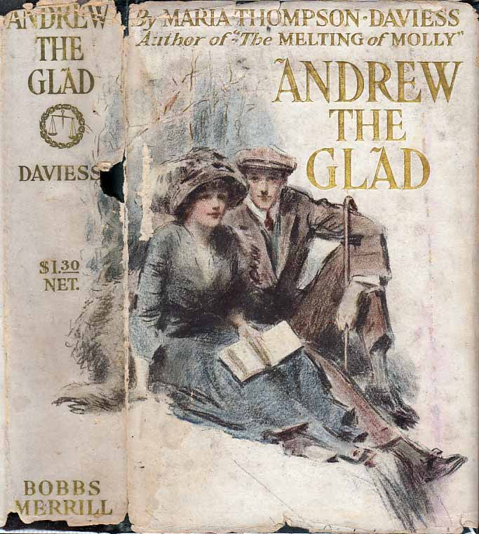 Andrew the Glad. Maria Thompson DAVIESS