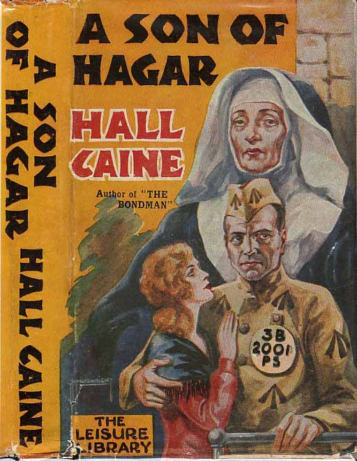 A Son of Hagar. Hall CAINE.