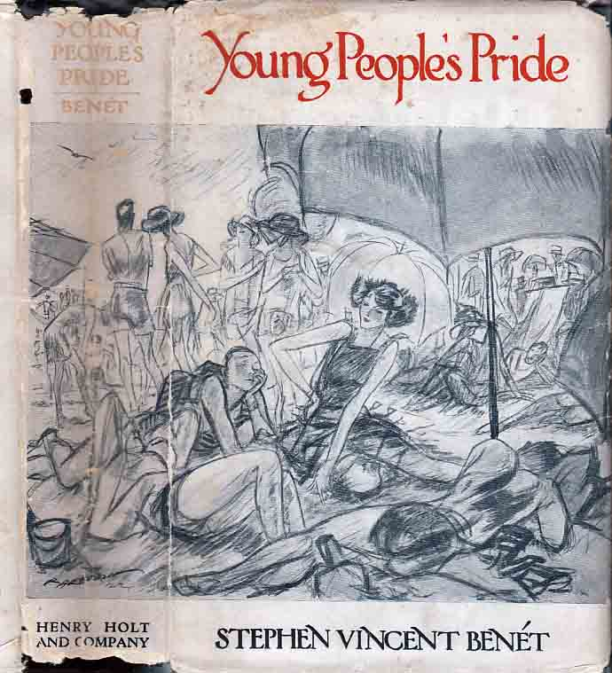 Young People's Pride. Stephen Vincent BENET, Max WILK
