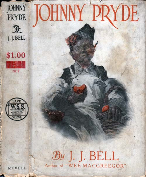 Johnny Pryde. J. J. BELL.