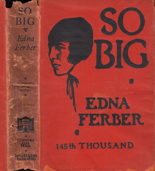 So Big. Edna FERBER