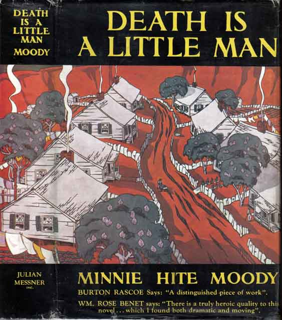 Death is a Little Man. Minnie Hite MOODY