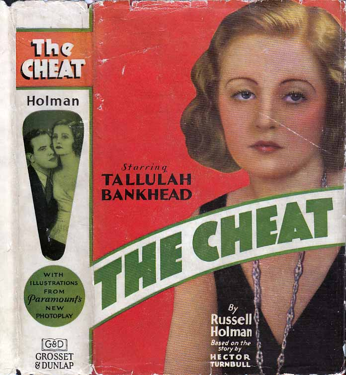 The Cheat. Russell HOLMAN