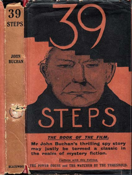 The Thirty-Nine Steps. John BUCHAN