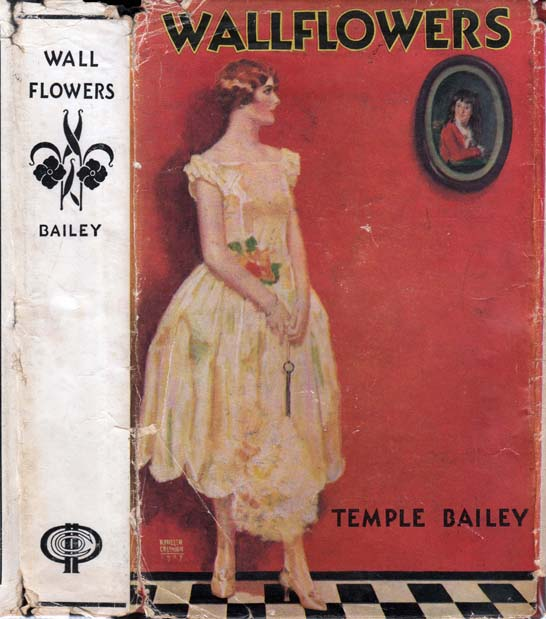 Wallflowers. Temple BAILEY.