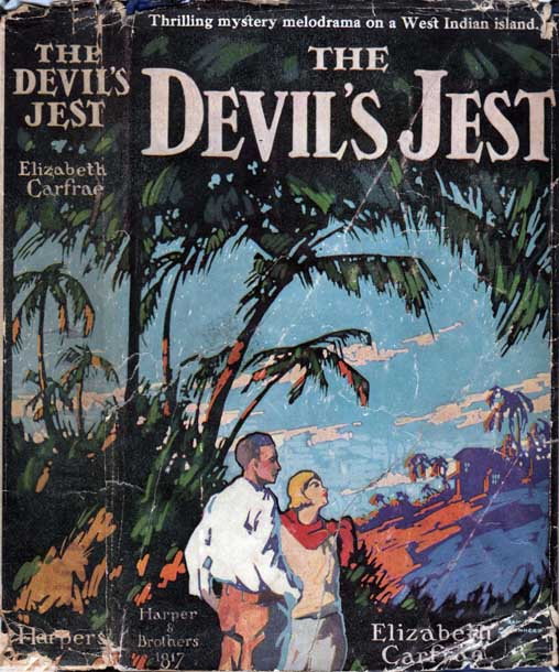 The Devil's Jest. Elizabeth CARFRAE.