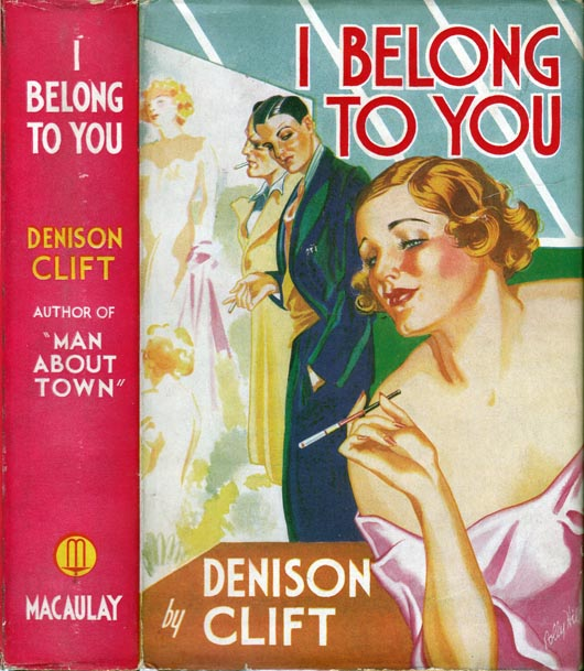 I Belong to You. Denison CLIFT.