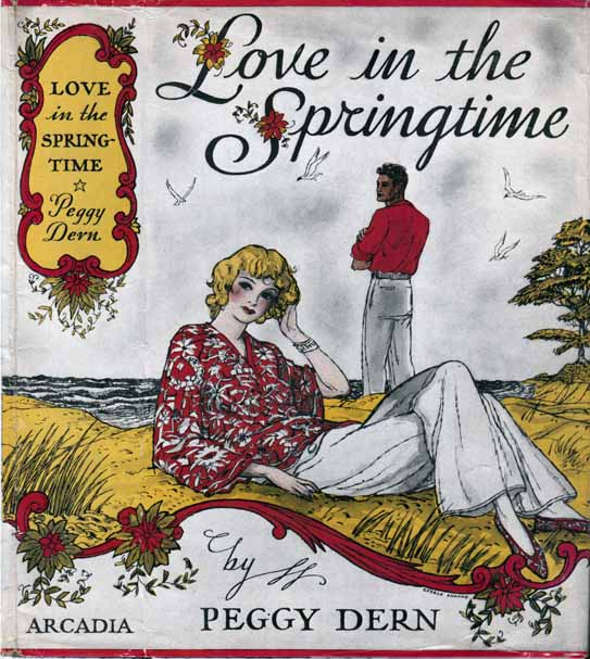 Love in the Springtime. Peggy DERN