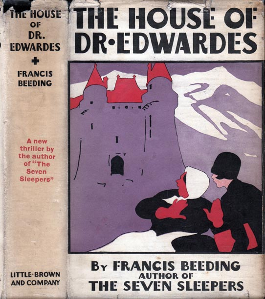 The House of Dr. Edwardes. Francis BEEDING.