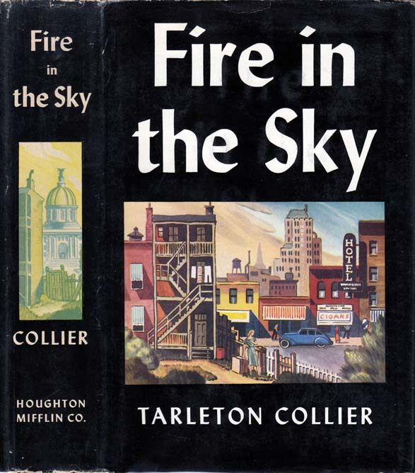 Fire in The Sky. Tarleton COLLIER
