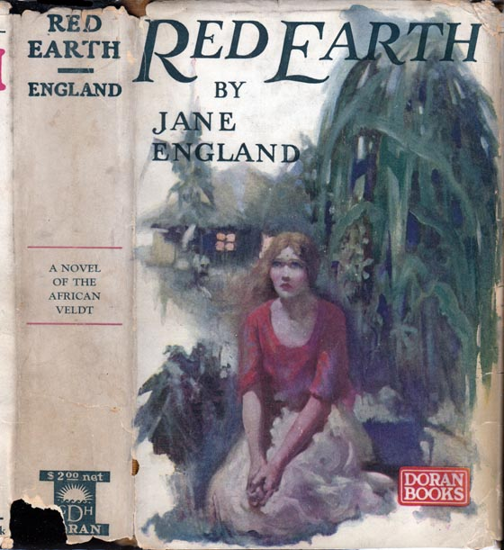 Red Earth. Jane ENGLAND