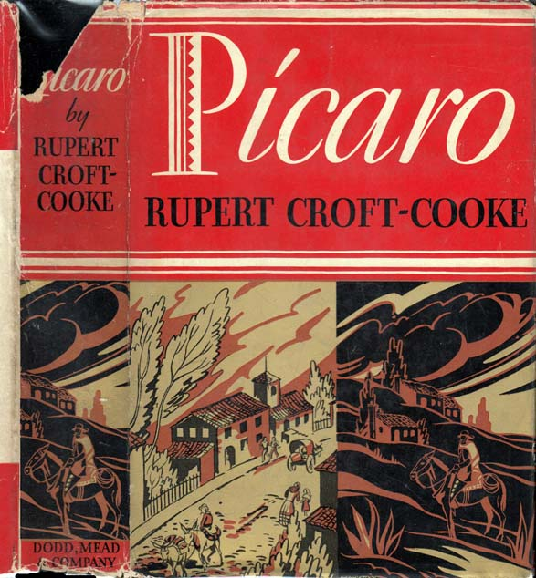 Picaro. Rupert CROFT-COOKE