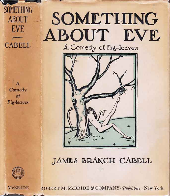 Something About Eve. James Branch CABELL.