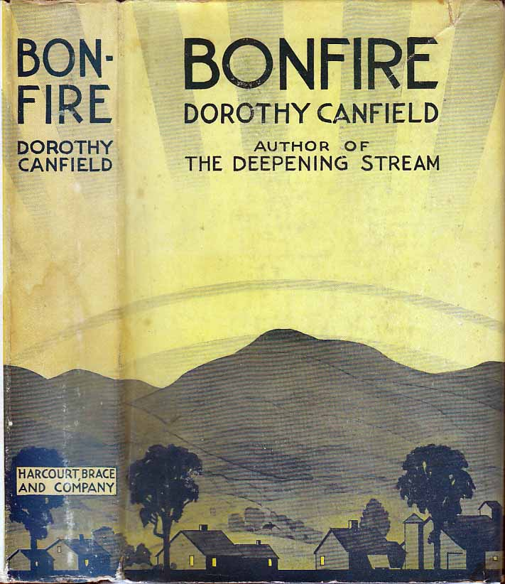 Bonfire. Dorothy CANFIELD.