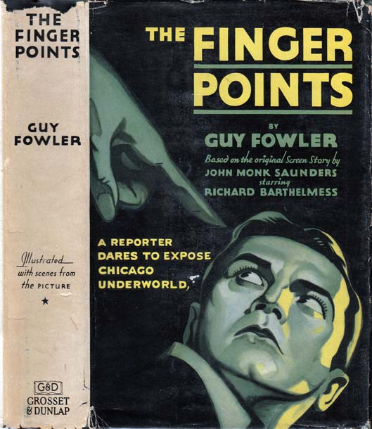 The Finger Points. Guy FOWLER