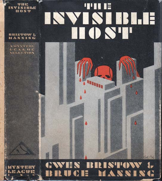 The Invisible Host. Gwen BRISTOW, Bruce MANNING.