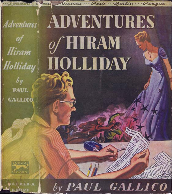 Adventures of Hiram Holliday. Paul GALLICO