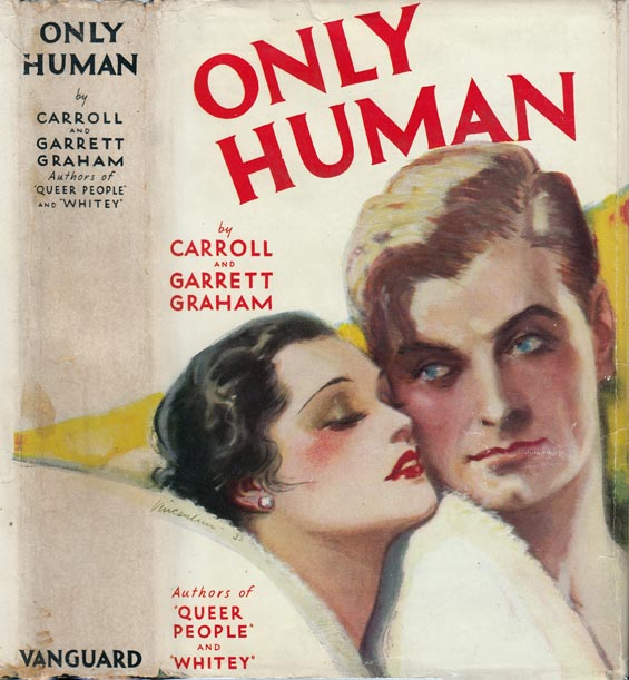 Only Human. Carroll and Garrett GRAHAM.