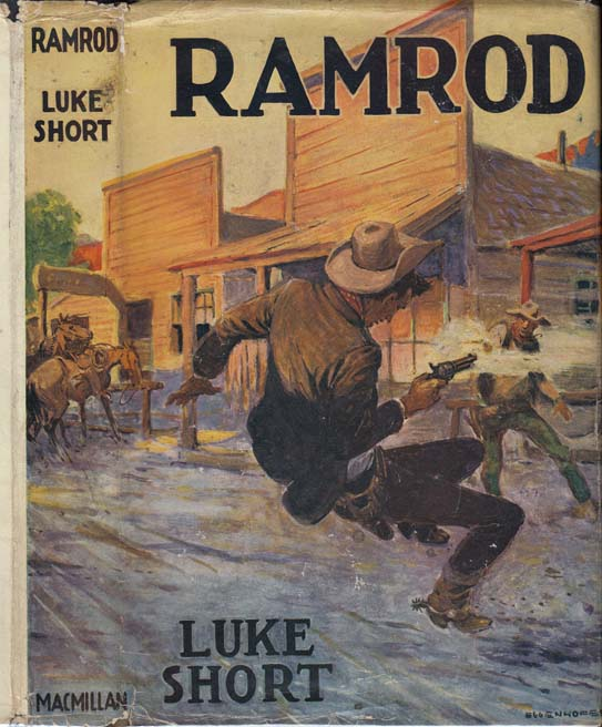 Ramrod. Luke SHORT.