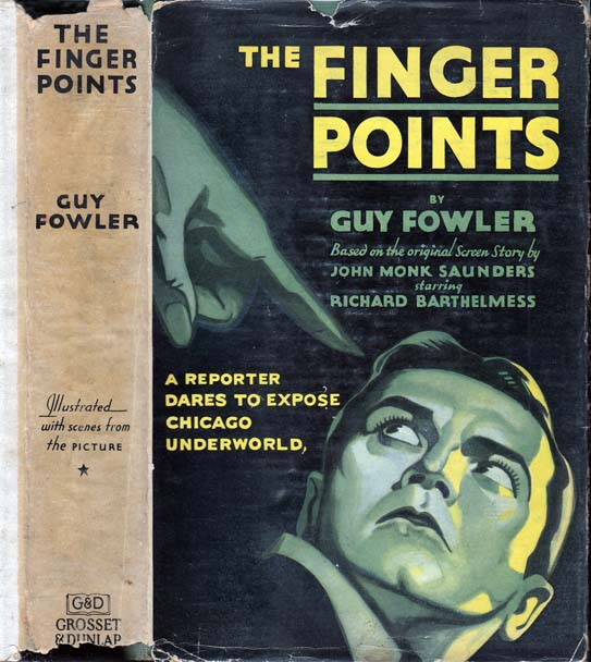 The Finger Points. Guy FOWLER.