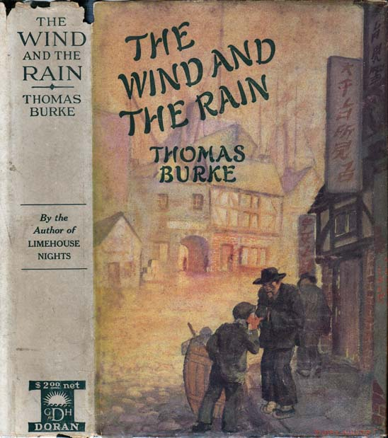 The Wind and The Rain. Thomas BURKE.