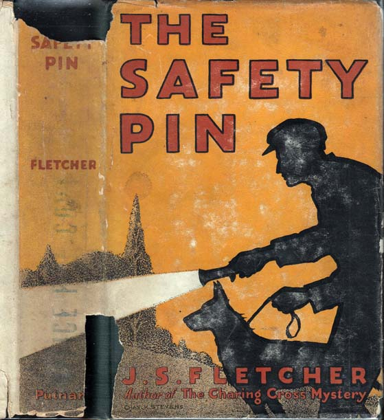 The Safety Pin. J. S. FLETCHER.