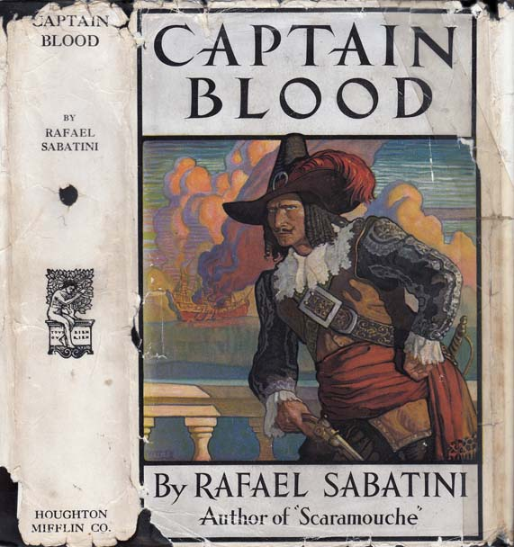 Captain Blood, His Odyssey. Rafael SABATINI.