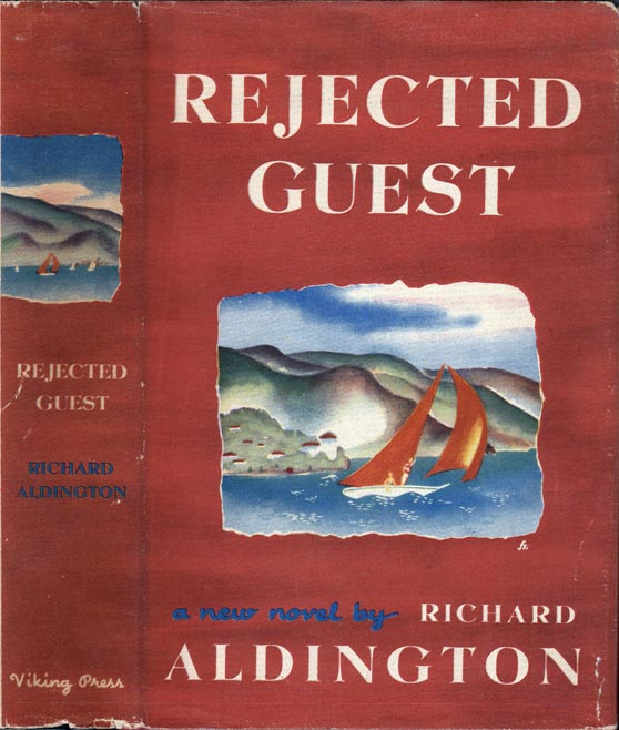 Rejected Guest. Richard ALDINGTON.
