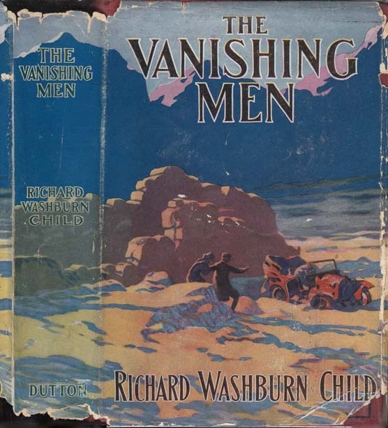 The Vanishing Men. Richard Washburn CHILD