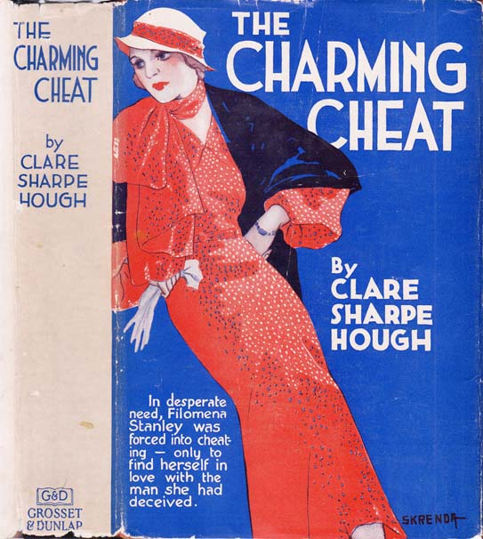 The Charming Cheat. Clare Sharpe HOUGH