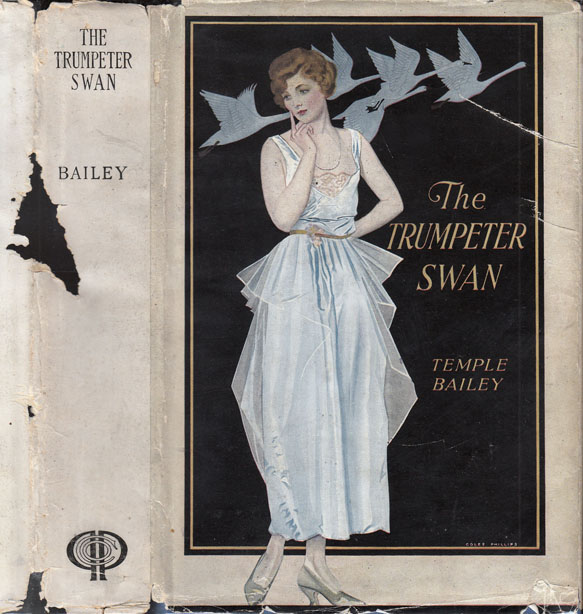 The Trumpeter Swan. Temple BAILEY