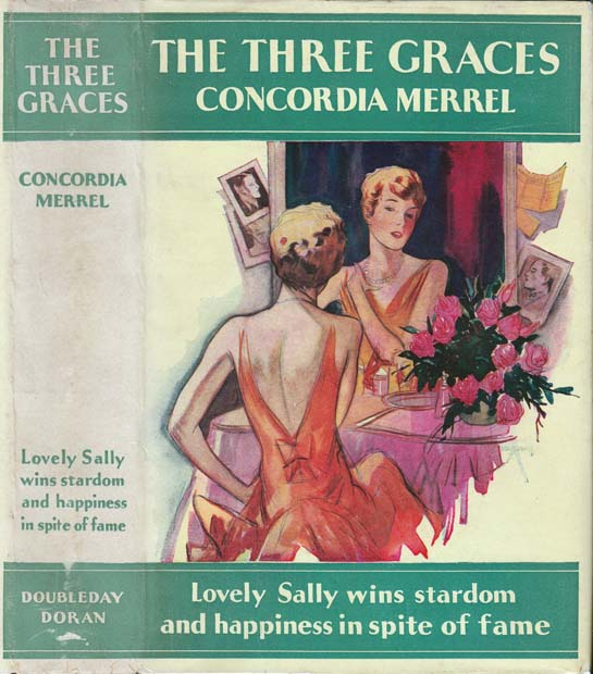 The Three Graces. Concordia MERREL.